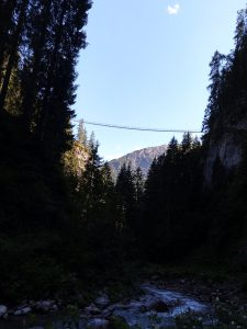 Auf dem Weg ins Lechtal